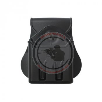 IMI Single Magazine Pouch für AR15/M16 Black