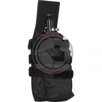 Valken V-TAC Bottle Pouch Black