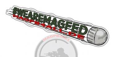 Patch #wearemagfed